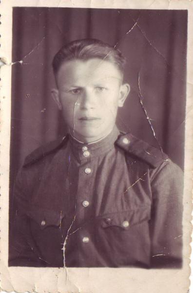 Черняховск 1953