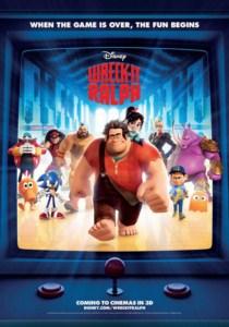 Wreck-It Ralph poster [1600x1200]