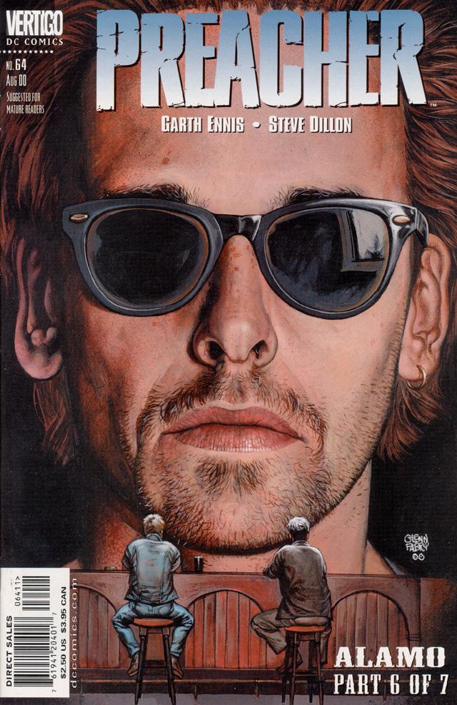 Preacher - Issue 64 - COVER