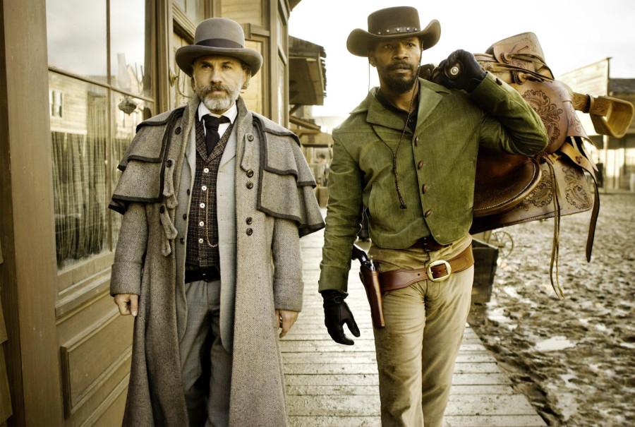 Django Unchained / Джанго Освобожденный (2012)