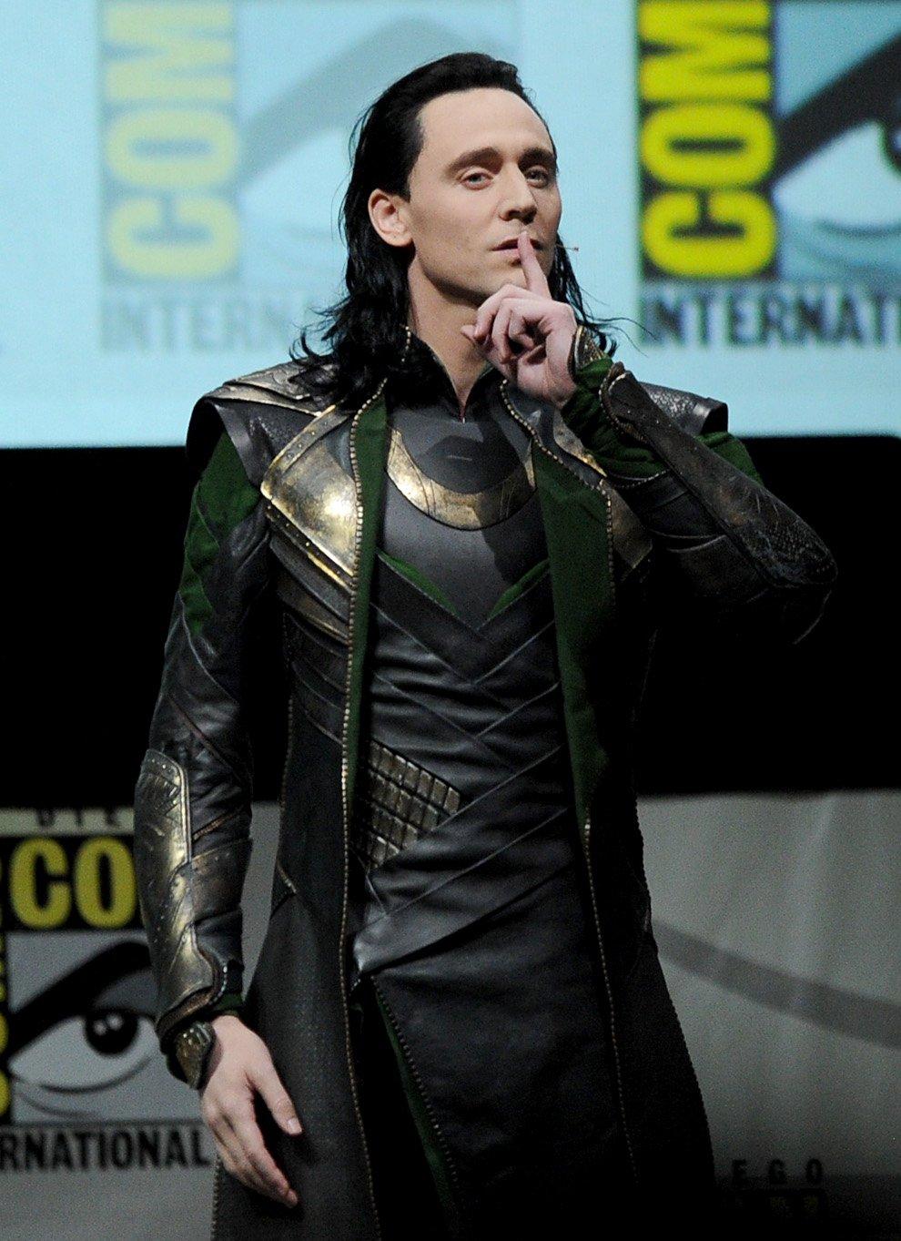 tom hiddleston loki