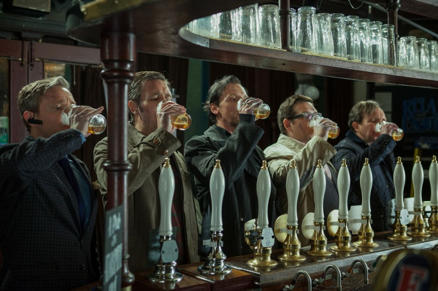 The World's End / Армагеддец (2013)