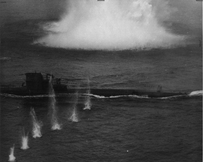 U-134_Bomben