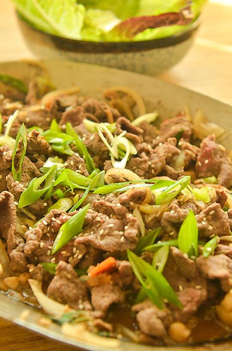 Корейская кухня. Пулькоги или Bulgogi