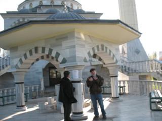 Мечеть. Не принять ли мусульманство?