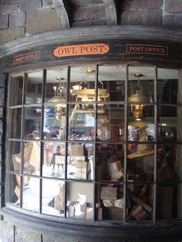 Owl Post Office