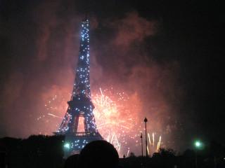 Bastille Day in Paris 2011