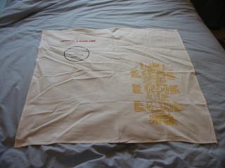 A virtuous tea towel