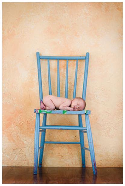 Фотограф Анна Арбор замечательно снимает малышей!