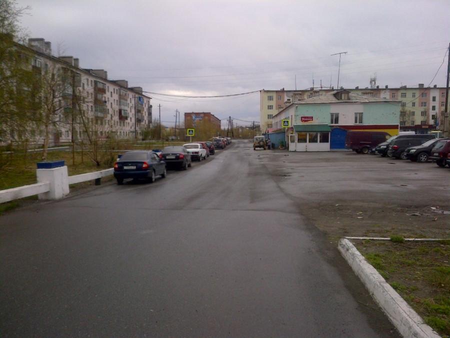 Поселок-2