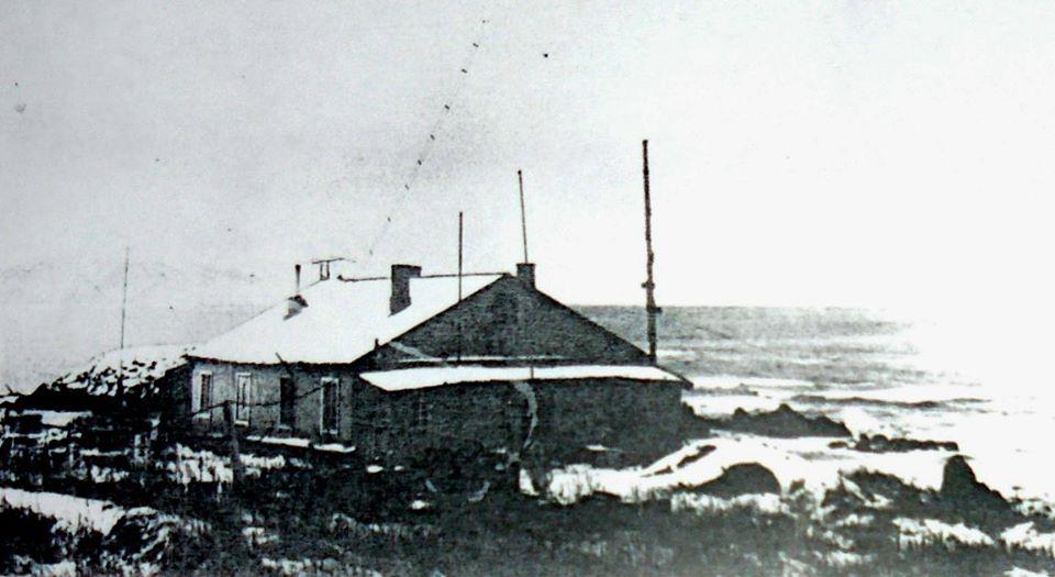 Охотское море, Камчатка, остров Птичий, IOTA  AS - 091