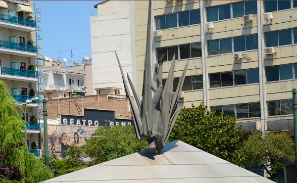 памятник соц