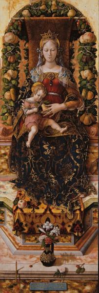 90 Делла Канделетта Брера 1490-92