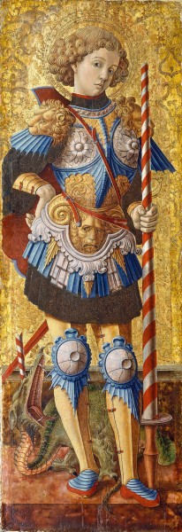 38 Св Георгий 1472 Метр-тен