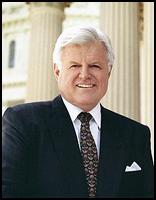 Senator Edward M. Kennedy