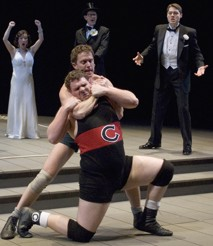 Wrestling Scene from As You Like It
