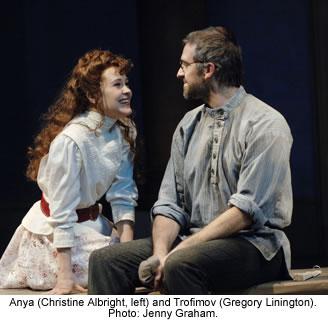 Christine Albright and Gregory Linington
