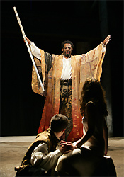 The Tempest at Oregon Shakespeare