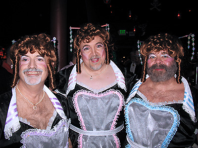 Three Little Schul Girls