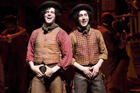 The Comedy of Errors at Oregon Shakespeare Festival
