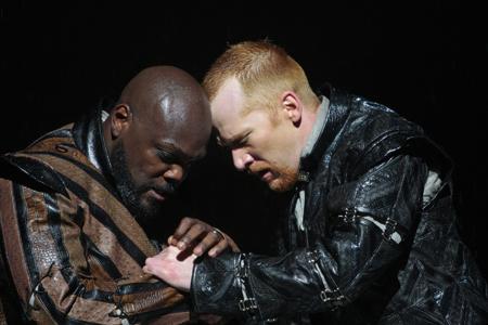 Othello at Oregon Shakespeare Festival