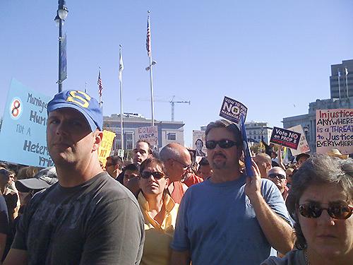 San Francisco Prop 8 Protest November 15, 2008