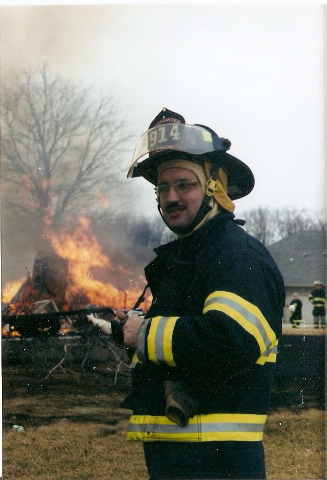 fire potographer