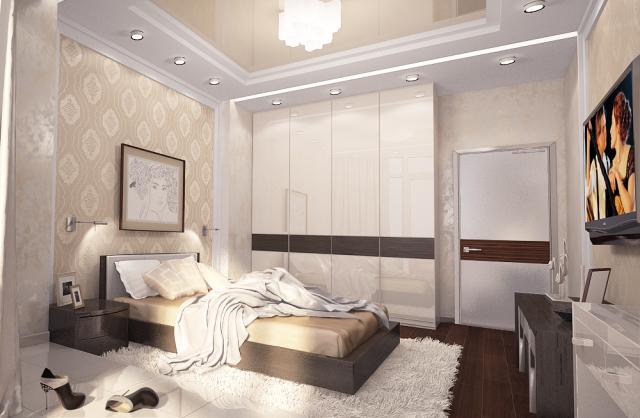 Фото евро дизайн спальни