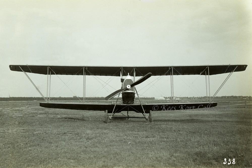 Albatros biplane