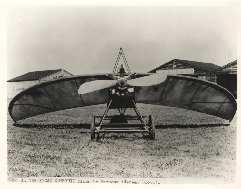 Picat-Dubreuil monoplane