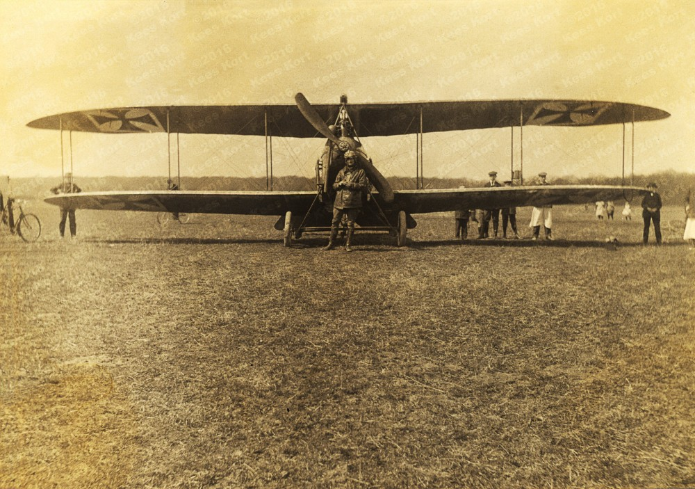 Flugzeugwerke [D.F.W.] B.I