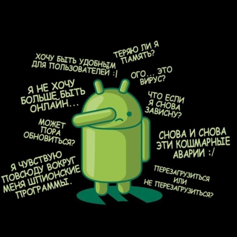 Андроид прикол картинки