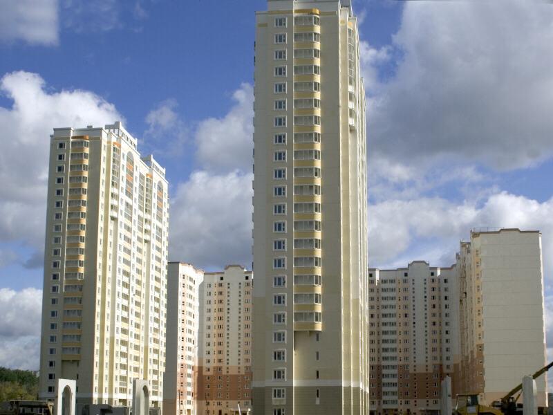 Красногорск – альтернатива дорогой Москве