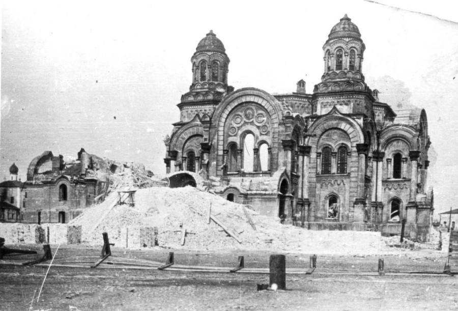 Иркутский собор-