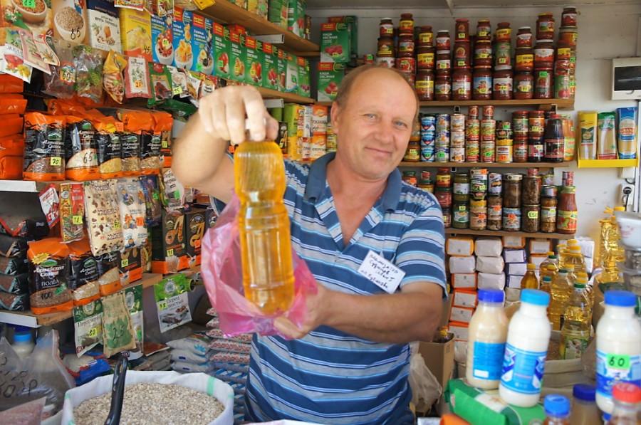 Азовский рынок: котики, сюзьма и расчлененка