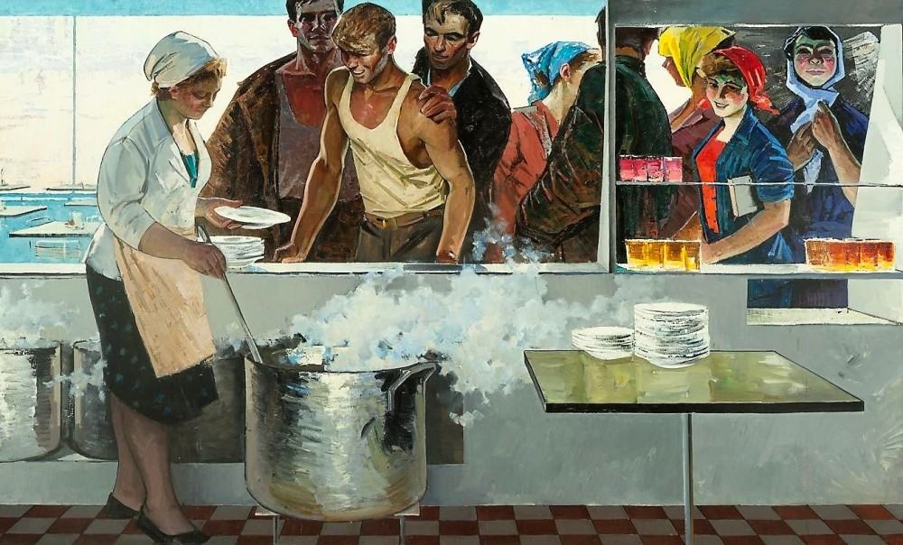 Краткая история советского супа
