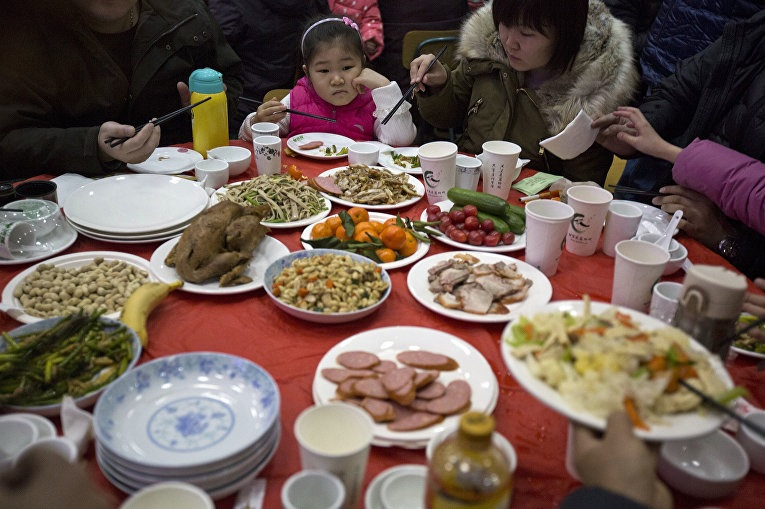 Горестная история русской кухни в Китае
