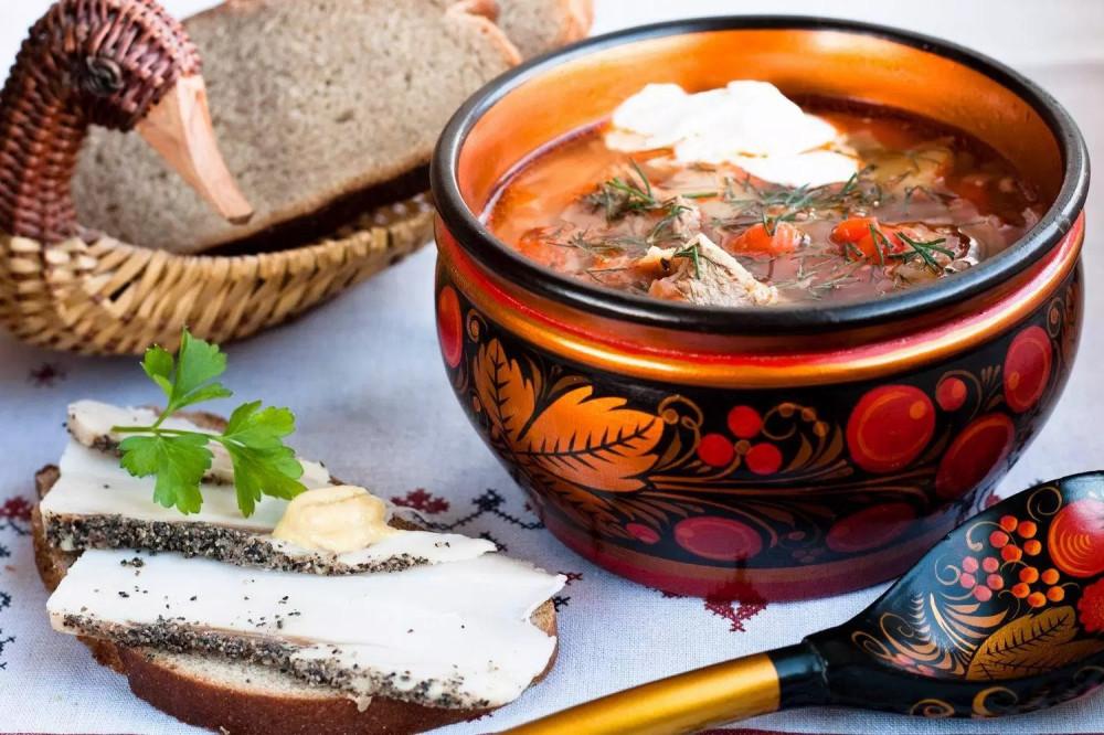 Какое русское блюдо самое невкусное?