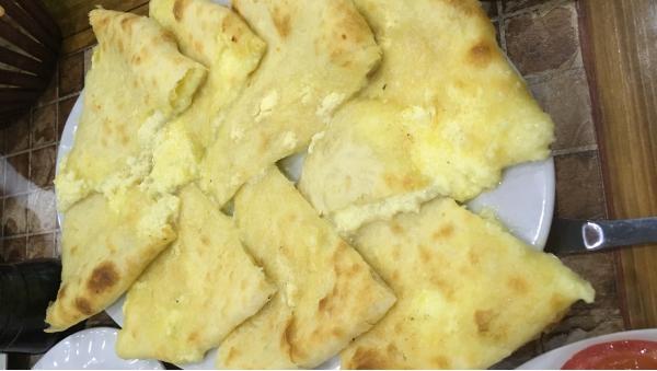 Кухня - последний бастион национальности грузинская кухня