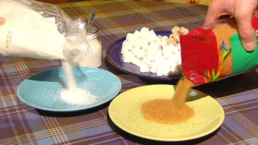 Деды разбавляли сахар