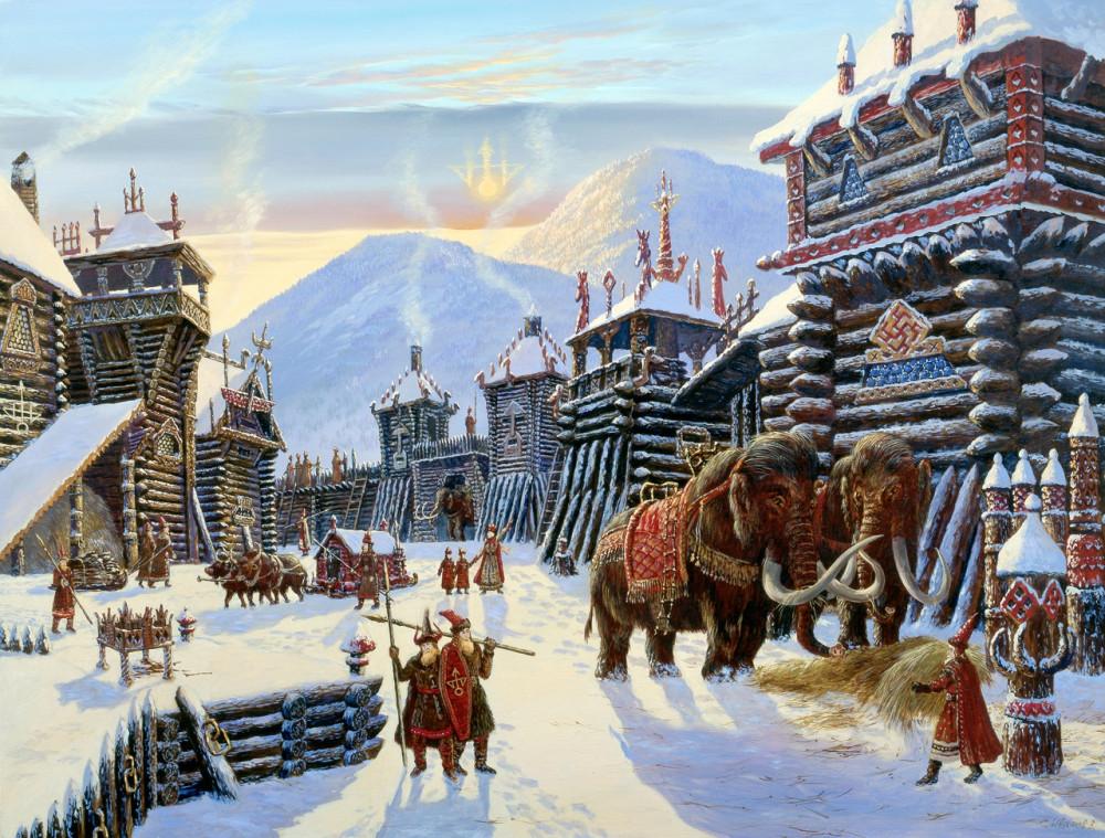 Византийский бублик – младший брат русского