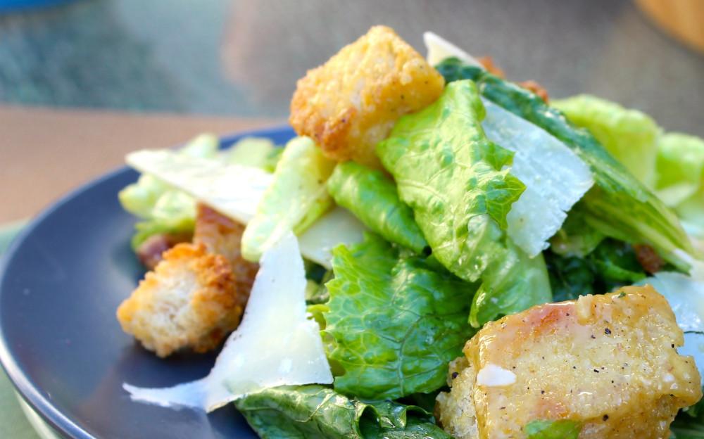 Авантюрная история салата «Цезарь»