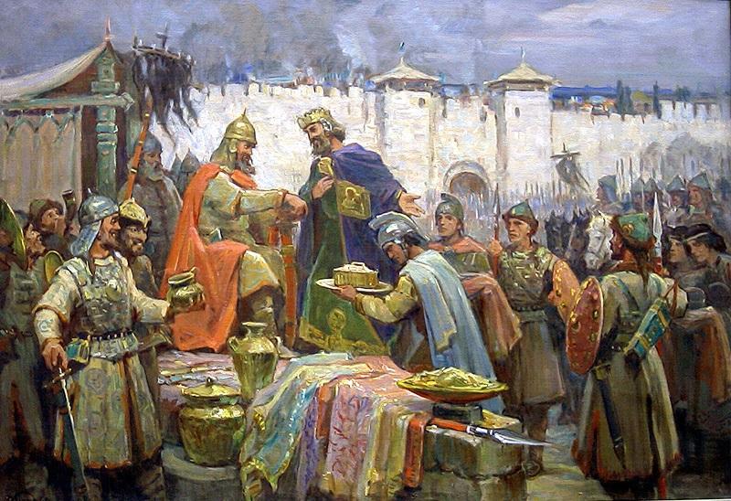 С византийского стола