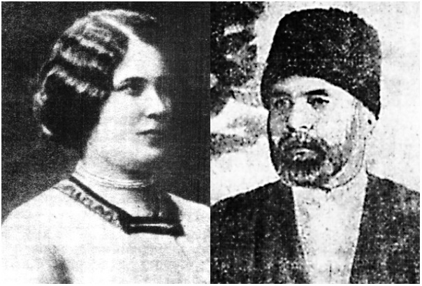 Ирина Сахарова с ее кавказским поклонником