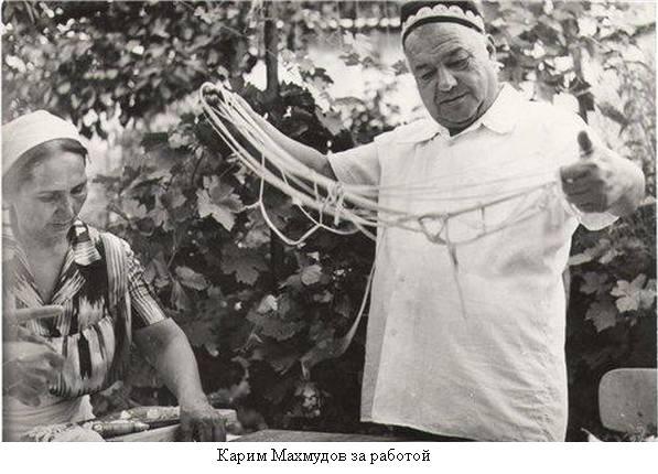 Карим Махмудов