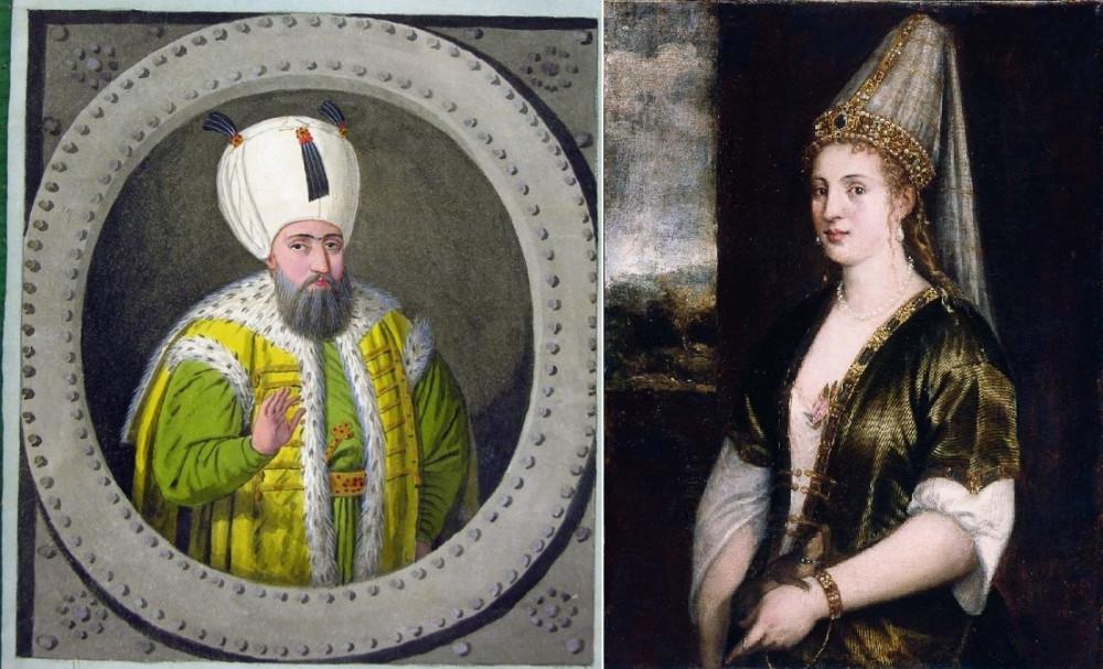 Сулейман I Великолепный (1520-1566) и Хюррем