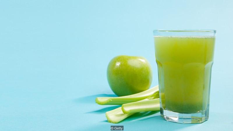 Делать сок из зрелых плодов - полезней для здоровья