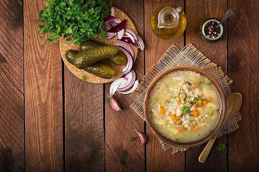 Суп из огурца — это по-русски