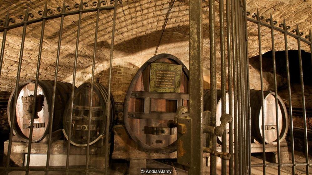 Вино 1472 года пробовали всего три раза в истории
