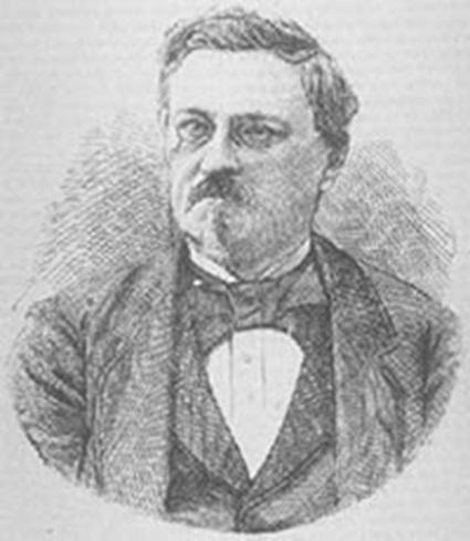 Густав де Молинари (1819-1912)